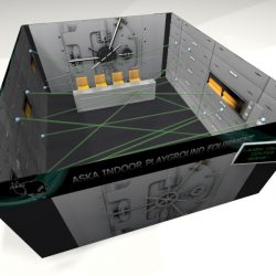 laser training center