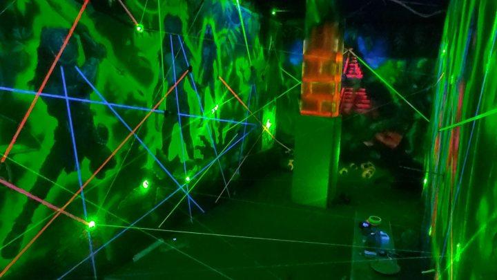 lasermaze